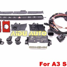 Front Parking Sensor Set Front PDC 8K OPS For AUDI A3 8V