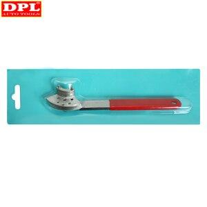 Image 5 - Outil de clé de poulie pour réglage de Tension de la courroie de distribution du moteur, outil de clé de poulie, pour VW Audi