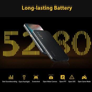 Blackview BL6000 Pro 5G Smartphone IP68 Waterproof 48MP Triple Camera 8GB RAM 256GB ROM 6.36 Inch Global Version Mobile Phones 5