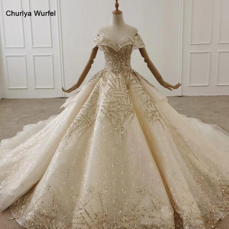 HTL1291 вечернее платье с открытыми плечами 2020 с аппликацией из Золотых Блесток женское вечернее платье большого размера со складками на шнуровке сзади Vestidos ElegantesВечерние платья    АлиЭкспресс