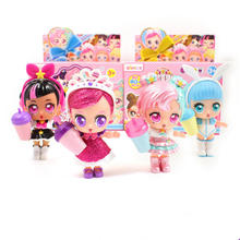original eakis Generate Doll loles Children puzzles Toy Kids funny DIY toy box Demolition ball princess toy fun egg doll недорого