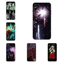 TPU Art Print Cover Case For Xiaomi Mi Mix Max Note 2 2S 3 5X 6 6X 8 9 9T SE A1 A2 A3 CC9e Lite Play Pro F1 Bring Me The Horizon(China)