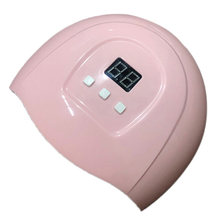 24W Nail Dryer USB Charging Nail Lamp with Timer Button Smart Sensor Gel Light for All Kinds of Gels 18 Leds UV Lamps Manicure(China)