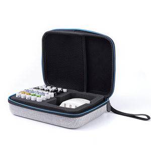 Image 2 - 1 шт., чехол держатель для аккумулятора aaa aa, аккумуляторная батарея EVA, коробка для хранения аккумуляторов, сумка Органайзер для 40 шт., диапазон aa aaa
