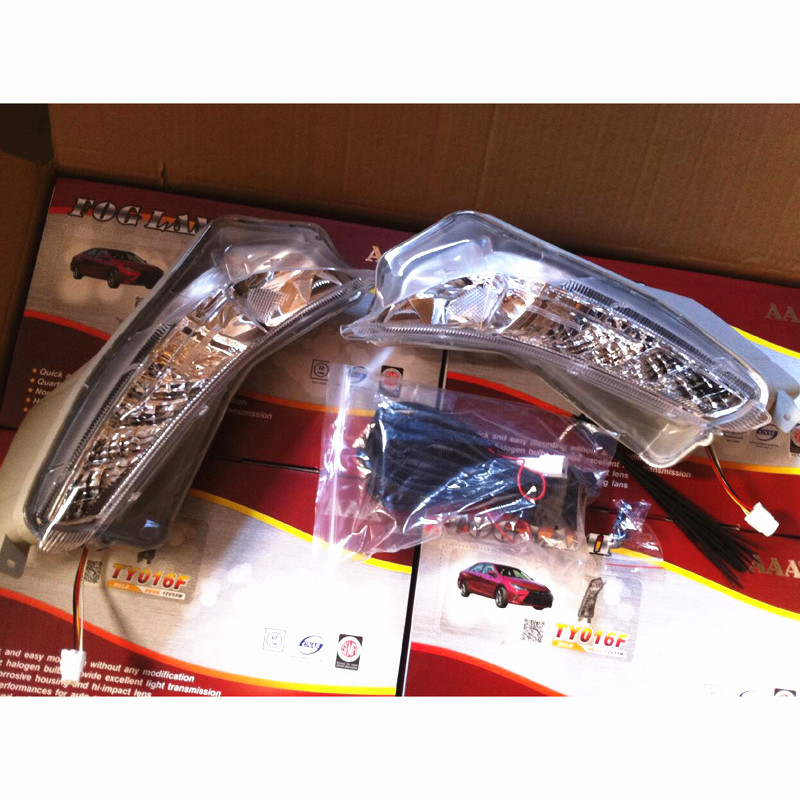 Camry 2016 2017 Day Run Light Lamp From 23 Years Manufacturer In China