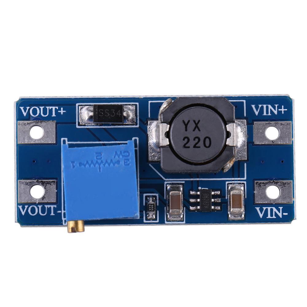 MT3608 DC-DC Voltage Step Up Adjustable Boost Converter Module 2A USB in UK FAST