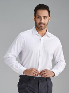 Business Striped Shirt Long-Sleeved Spring/summer Cotton Slavna Martinovic Men's