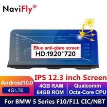 Europäischen lager! 8Core Android 10 auto dvd für BMW 5 Series F10 F11 2010-2016 CIC NBT Auto GPS Navigation multimedia Radio f10
