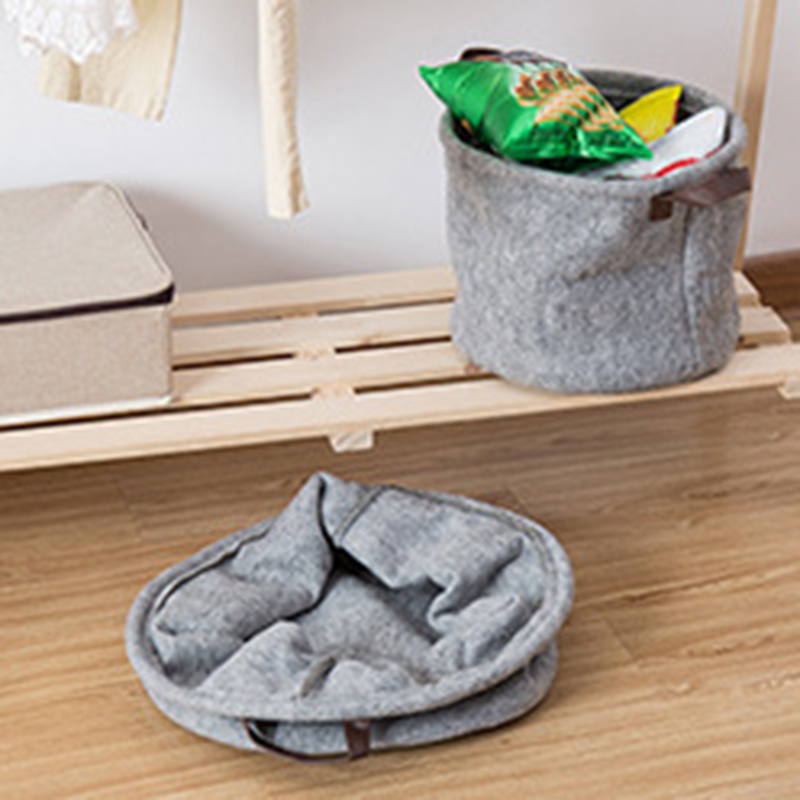 Storage Basket Organizer Convenient Storage Solution For Office Bedroom Laundry DNJ998