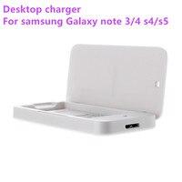 Ursprüngliche Echte Ladegeräte USB Desktop Dock Ladegerät für Samsung Galaxy Note 3/4/S3/S4/s5 N9000 N910F i9300 i9500 i9600