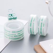 1PC scotch tape student stationery transparent adhesive DIY supplies stationery packaging tool tape business tape office supply цена 2017