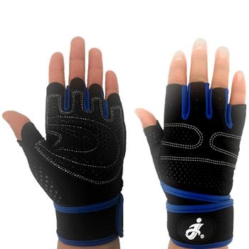 Rękawiczki do podnoszenia ciężarów rękawice treningowe z opaski na nadgarstek sprzęt rękawice treningowe rękawice fitness do podnoszenia ciężarów rękawice taktyczne tanie i dobre opinie LIXADA CN (pochodzenie) Podnoszenie ciężarów rękawice Weightlifting Gloves