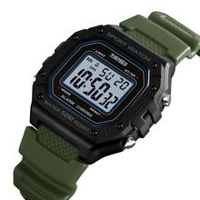 SKMEI Outdoor Sport Watch 5Bar Waterproof Alarm Clock Men Digital Watches Fashion Military часы мужские 1496