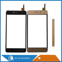 5.0 For BQ BQ-5058 BQ 5058 BQ5058 BQS 5058 BQS-5058 BQ 5059 BQ-5059 BQ5059 BQS 5059 Touch Screen Glass Digitizer With Tape