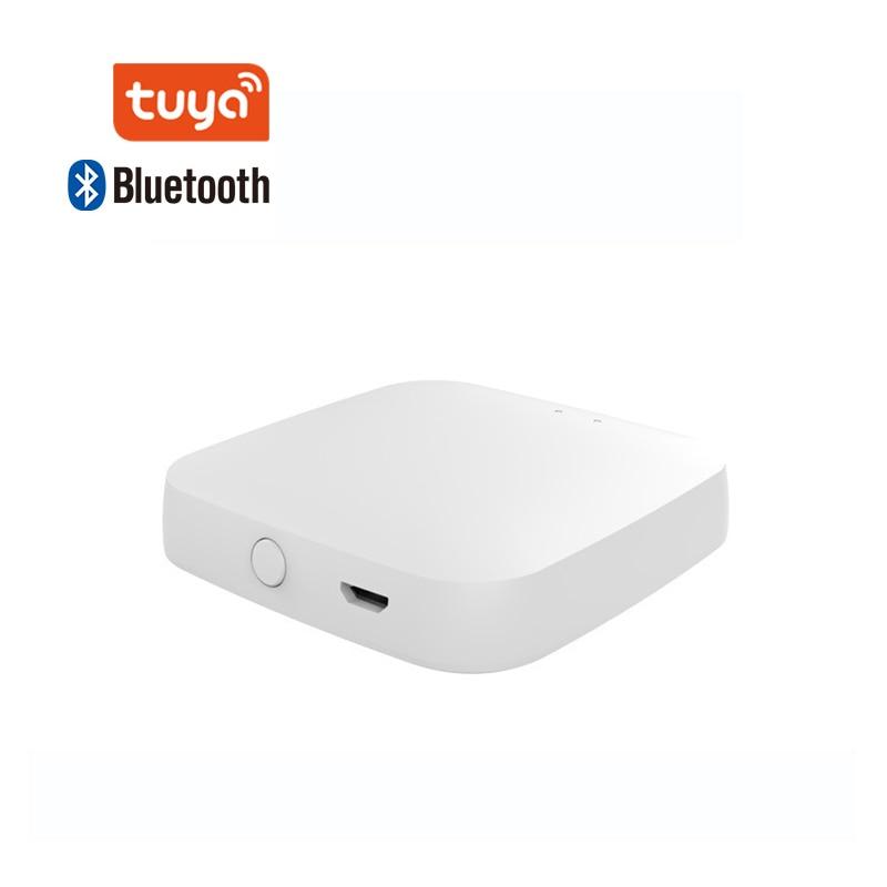 TUYA bluetooth-шлюз интеллектуальная беспроводная (Wi-Fi) ворота умный дом Bluetooth SIG сетки концентратор Tuya шлюз работать с Alexa Google Home приложение Smart Life