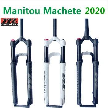 Велосипедная вилка Manitou Marvel Comp Machete 27,5 29er воздушные вилки размер горный MTB Велосипедная вилка подвеска PK to SR SUNTOUR 2020