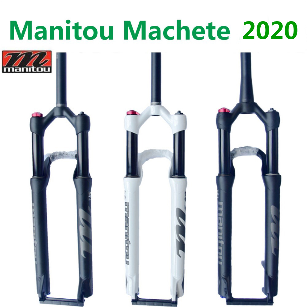 <font><b>Bicycle</b></font> <font><b>Fork</b></font> Manitou Marvel Comp Machete <font><b>27.5</b></font> 29er air <font><b>Forks</b></font> size Mountain MTB Bike <font><b>Fork</b></font> suspension PK to SR SUNTOUR 2020 image