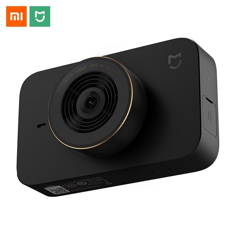 Xiaomi Mijia Dash Cam 1S Wifi APP et anglais commande vocale voiture DVR caméra 1080P HD Vision nocturne lecteur enregistreur 140FOV g-sensor