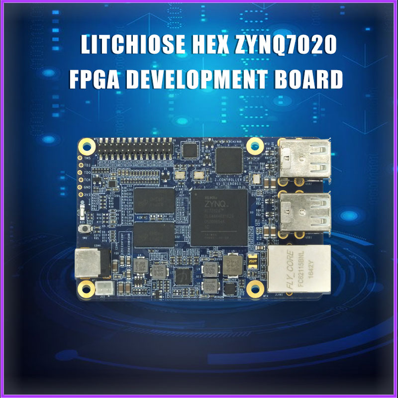 Lychee HEX ZYNQ7020 FPGA Development Board Raspberry Pie Edition ZEDBOARD