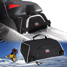 KEMIMOTO-Bolsa de almacenamiento para motos de nieve, piezas de repuesto para motos de nieve, accesorios Polaris