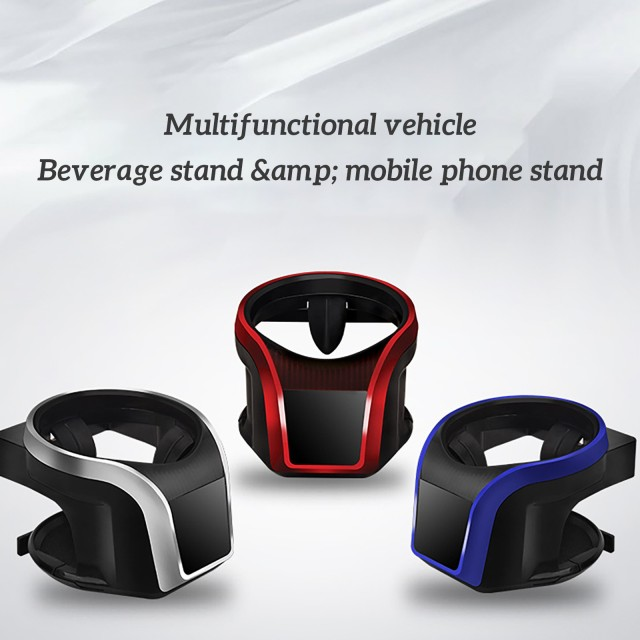 2-ways Magnetic Phone and Cup Holder 3
