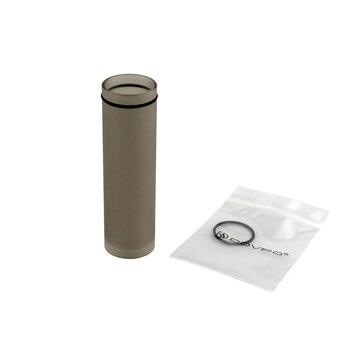 DOVPO – Kit de batterie pour Cigarette électronique, Tube de batterie, 18650