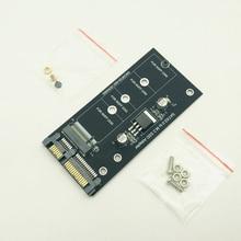 """Adaptateur SATA M.2 vers SATA, convertisseur NGFF, carte 2.5 """"et clé B, pour SSD de 2230 à 2280, ajout sur les cartes"""