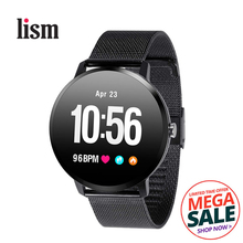 New V11 Plus Smart Watch Tempered glass Activity Fitness tracker sport smartwatch IP67 Waterproof Heart rate monitor Men Women