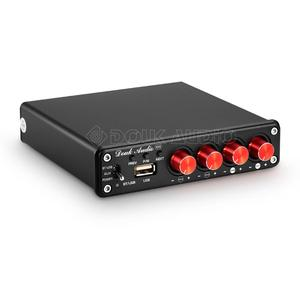 Image 2 - Nobsound HiFi Stereo Bluetooth 5.0 Power Amplifier Home 2 / 4 Channel Multi room Digital Audio Amp 50W×4