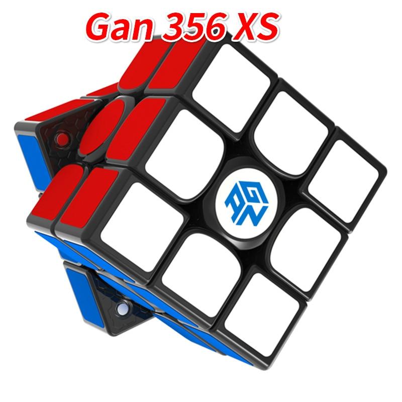 Gan356 XS magnétique 3x3x3 Speedcube vitesse professionnelle Magico Cubo gan 356 xs 3x3 Cubo Gan 356 Xs Puzzles pour enfants