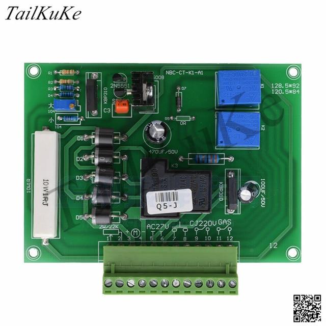 CO2 Gas Shielded Welding Machine Main Board Control Board Modification Board Two Welding Circuit Board