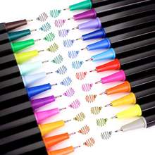 80 colour fine point pens set 04mm tip colouring for sketch