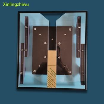 Optional Medium Grooved Garment Platen (14
