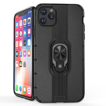 metal ring holder Coque Cover 5.8 For iPhone 11 2019 Case XI 6.5  6.1 pro Phone Back