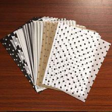 100 blatt/tasche A5 Verpackung Papiere Retro Multicolor Print Tissue Papier Lesezeichen Geschenk Verpackung Papiere Floral Geschenk Verpackung Material