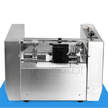 Automatic Stencil Ink Wheel Marking Machine Tool Carton Paper Plastic Bag Surface Production Date Label Coding Machine Equipment 110v 220v fully automatic label peeling machine paper stickers label separator label tearing machine efficient tools equipment