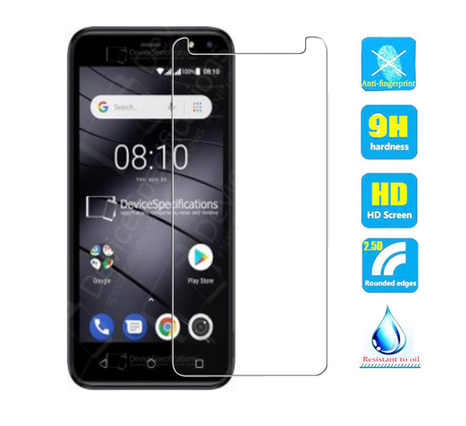 9H Tempered Glass For Gigaset GS80 Screen Protector Protective Glass Film For GigasetGS80 GS80