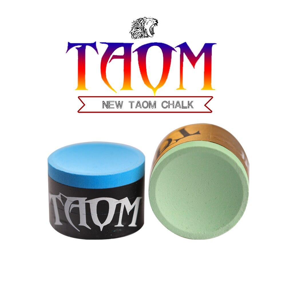 TAOM Chalk Blue Green Billiard Chalk Snooker Chalk Pool Chalk Professional Durable Chalk Billiard Accessories