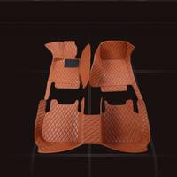 ZHAOYANHUA car floor mats for BMW F10 F11 F15 F16 F20 F25 F30 F34 E60 E70 E90 1 3 4 5 7 Series GT X1 X3 X4 X5 X6 Z4 5D carpet