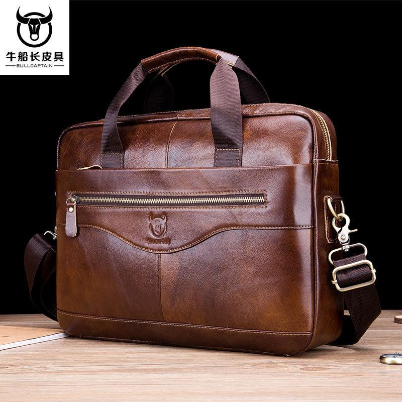 Newhotstacy Bag 111019 Men's Single Shoulder Bag Multi Functional Portable Briefcase Tote Bag