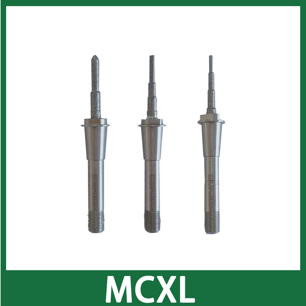 Sirona/Cerec MCXL Milling Bur For Glass Ceramics/Lithium Disilicate/Hybrid Ceramic