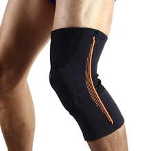 TOP!-Knee Support Elastic Sports Leg Knee Pad Outdoor Pads