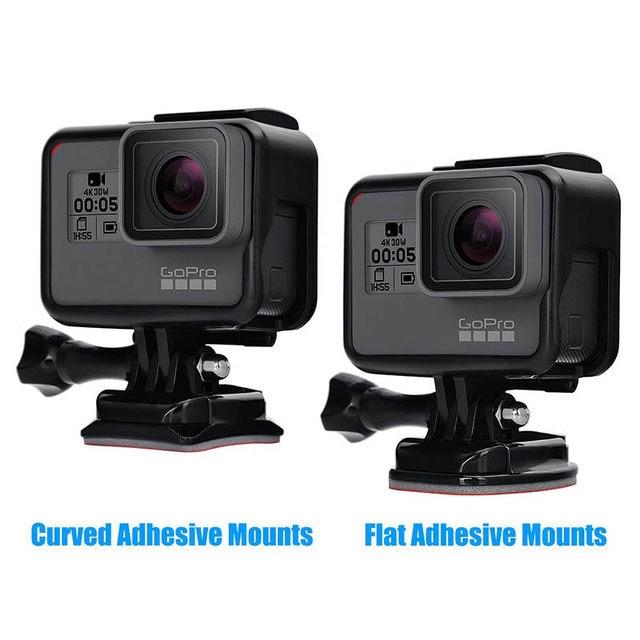 Adhesive-Mounts-for-GoPro-Hero-7-6-5-4-SJCAM-SJ4000-SJ5000-SJ6-EKEN-Yi-4K (2)