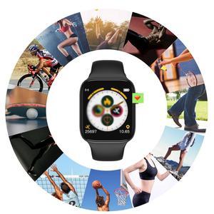 Image 5 - Karunoスマート腕時計血圧心拍数モニターのためのandroid iosフィットネストラッカー男性女性ウェアラブルスマートウォッチ