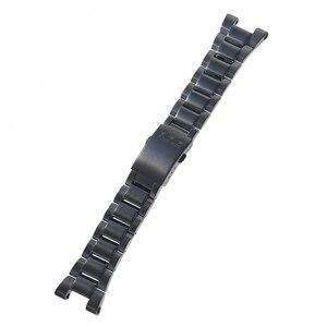 Image 2 - Timelee pulseira de aço inoxidável para pulseira de relógio GST 210, GST S100,GST W110 pulseira de relógio
