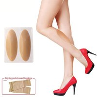 Leg Correctors Silicone Leg Onlays Soft Self Adhesive for Crooked Thin Legs Gel Pads Personal Health Care Soft Pads 5 Colors