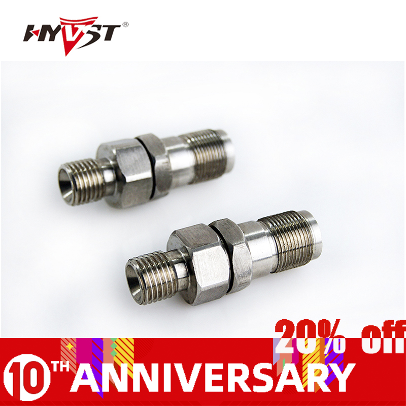 Airless Straight Hose Swivel Connector( 287099) 1/4