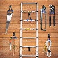 LUDA Garage Hooks Storage Utility Double Hooks, Heavy Duty for Organizing Power Tools, Ladders, Bulk Items, Bikes, Ropes Etc.(12