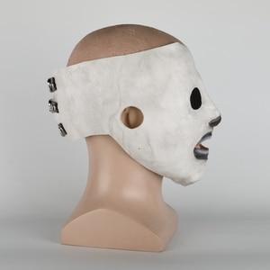 Image 3 - Slipknot маска Corey Taylor латексная маска для косплея TV Slipknot маска Хэллоуин косплей костюм реквизит