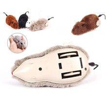 Заводная игрушка для кошки «Мышь»